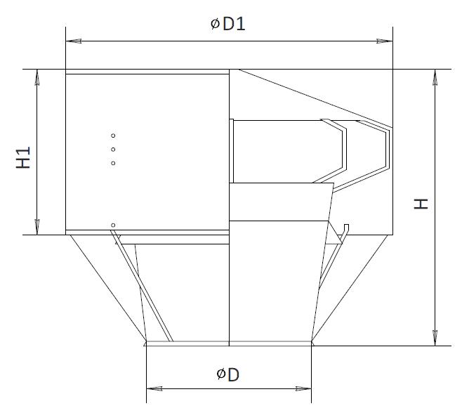 Дефлектора вентиляционные