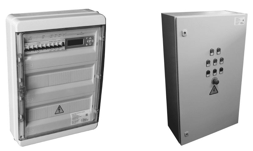 САУ для приточно-вытяжных установок и канального оборудования