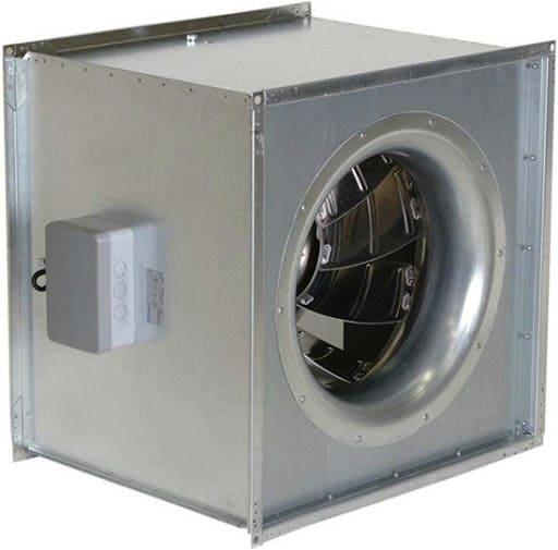 Вентиляторы для квадратных каналов