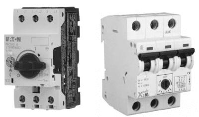 Автоматы защиты электродвигателей